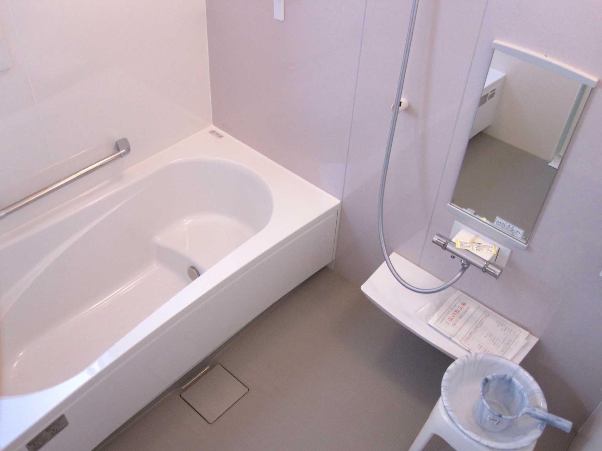 バスルームの写真